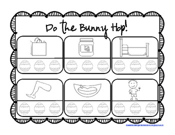 Bunny Hop Segmentation Activity!
