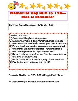 Memorial Day Run to 120 - Race to Remember