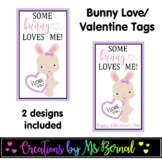 Bunny Love | Valentine Tags