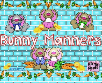 Bunny Manners Guidance SMARTboard Lesson