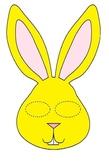 Bunny Mask Color n Cut