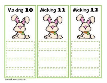 Bunny Math Facts
