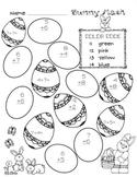Bunny Math - easy addition