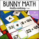 Bunny Math for the Primary Grades
