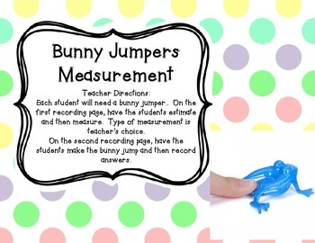 Bunny Measurement