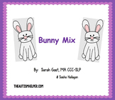 Bunny Mix {an adapted recipe unit}