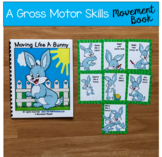 Bunny Movement Cards (And Book!)