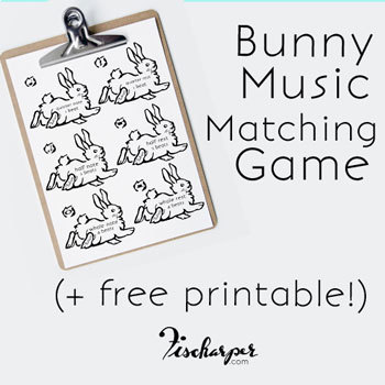 Bunny Music Match