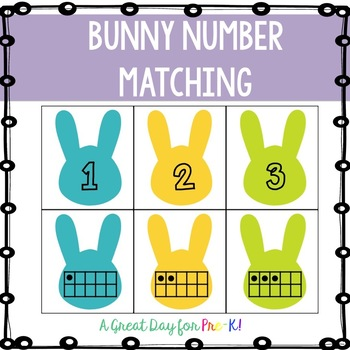 Bunny Number Matching