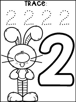 Bunny Number Trace