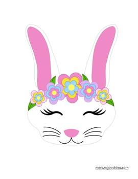 Bunny Party Favor Bag