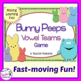 Long Vowels | Vowel Teams Game | Long Vowels with Silent E | Bunny Peeps