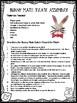 Bunny Plate Bulletin Board Project
