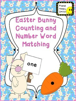 Bunny ~ Rabbit Number Order and Counting Station