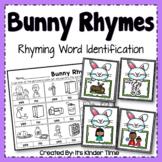 Bunny Rhymes