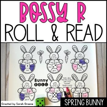 Bunny Roll! {Bossy R}