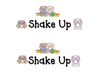 Bunny Shake Up