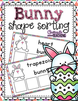 Bunny Shape Sorting