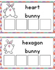 Bunny Shape Sorting