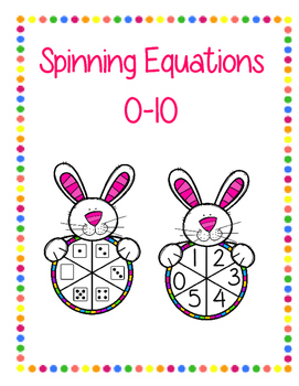 Bunny Spinning Equations