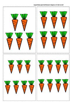 Bunny/Spring Number Correspondence