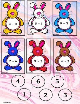 Bunny Subtraction
