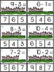 Bunny Subtraction Clipcards