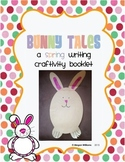 Bunny Tales: a spring writing craftivity booklet