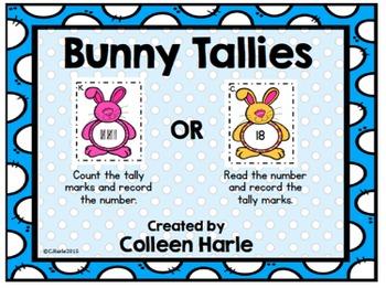 Bunny Tally Marks
