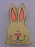 Bunny Treat Box Easy Kid's Craft for Spring