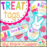 Bunny Treat Tags