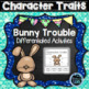 Bunny Trouble Character Traits Bundle