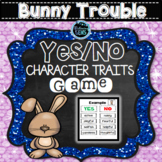 Bunny Trouble Character Traits Game