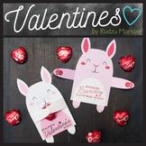 Bunny Valentine Hugger