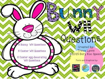 Bunny WH Questions