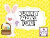 Bunny Word Fun