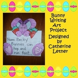 Spring Time Bunny Rabbit Writing and Craft