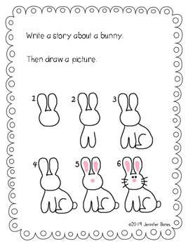 Bunny Writing Center