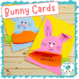 Bunny and Carrot Cards
