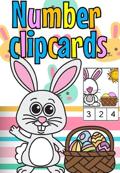 Bunny clip cards