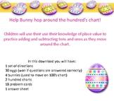 Bunny's Hundred Chart Challenge
