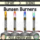 Bunsen Burners Clip Art