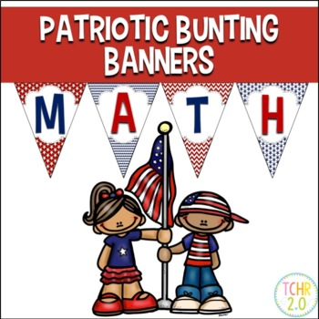 Bunting Banners Patriotic
