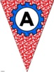 Makerspace Bunting Banners