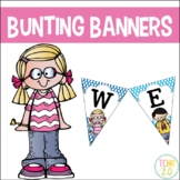 Bunting Banners Melonheadz