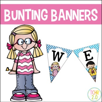 Bunting Banners Pennants Melonheadz