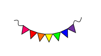 Bunting Clipart