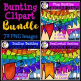 Bunting Clipart BUNDLE