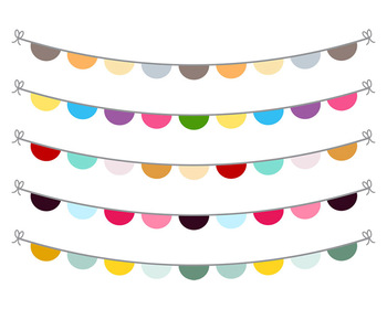 banner clipart bunting vector Bunting banners clipart ai bunting banners birthday clipart bunting svg eps invitations party bunting