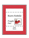 Buon Natale Puzzle * Pac ~ Christmas In Italy